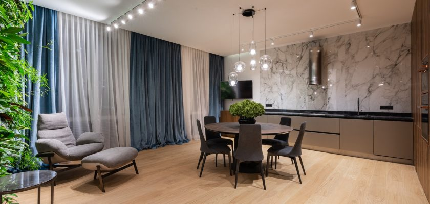 Modern Interior Home Design Trends